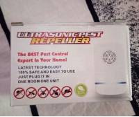Loskii PR-892 Ultrasonic Pest Repeller Electronic Pests Control Repel Mouse Bed Bugs Mosquitoes