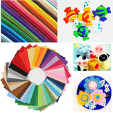30x30cm Squares Non Woven Fabric Felt Sheets For DIY Art Handicraft Scrapbooks