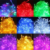 5M batterij aangedreven LED Funky ON Twinkling Lamp Fairy String Lights