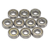 10pcs ABEC-7 608ZZ 8x22x7mm Kogellagers Deep Groove Ball Bearing