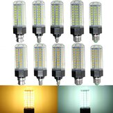 E27 E14 B22 E26 E12 10W SMD5730 Bombilla de la luz del maíz de Dimmable LED AC110-265V