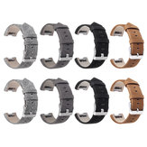 Interchangeable Leather Smart Watchbands For Fitbit Charge 2
