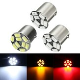 1156 BA15S 3W 5730 LED Wit Rood Amber SMD Terugkeer Draai Signal Indicator Lights Lampen