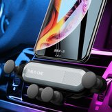 Bakeey Air Vent Gravity Linkage Automatische Sperre Autohalterung Autotelefonhalter Für 4,0-6,5 Zoll Smartphone iPhone XS Max Samsung Xiaomi
