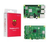 Raspberry Pi 3 Modelo B+ (Plus) Motherboard Placa Mãe Com Cortex-A53 BCM2837B0 (ARMv8) 1,4 GHz CPU Dual-Band Wireless LAN w / 1GB RAM