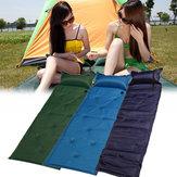 IPRee®183x57x2.5cmZelfOpblaasbareLuchtmatrasCamping Vochtvaste Pad Slaapmat