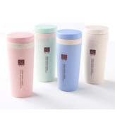 Przenośny 300 ml Creative Travel Thermos Vacuum Cup Water Bottle 6 godzin