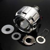 2.5-Zoll-Motor Bi-Xenon-HID-Projektor Angle Eye Halo Linsenscheinwerfer