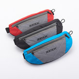 RIMIX Reflective Running Waist Bag Waterproof Outdoor Sports Climbing Fitness Storage Bag Belt Pack