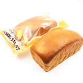 SquishyFun Squishy Jumbo Toast Bread 20cm Slow Rising Original Packaging Collection Gift Decor Toy