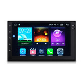 7033 7 Inch 2DIN Android 6.0 Quad Core GPS 3G WIFI HD Scherm Autoradio Stereo MP5 DVD-speler
