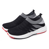Plus Size Mesh Breathable Sneakers For Women
