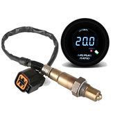 O2 Sensor de Oxigênio + 52mm Ar Medidor de Relação de Combustível para Hyundai Acento Kia Rio