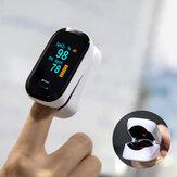 BOXYM oFit-2 Parmak Kelepçe Pulse Oksimetre Medikal Parmak Kan Oksijen Saturometro Kalp De Oksimetre Taşınabilir Pulse Oximetro Monitör