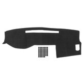 Dashmat Black Pour Toyota Tacoma 05-15 Dashboard Dash Mat Pad Cover All-Weather