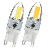 G9 1.6W البسيطة LED الصافي الأبيض الدافئ ضوء مصباح المصباح AC110V AC220V