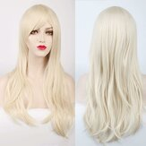 Long Synthetic Costume Cosplay Wig