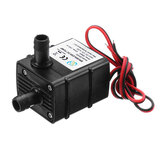 Machifit QR30E Ultra-quiet Mini Brushless Pump DC 12V 4.2W 240L/H Flow Rate Submersible Water Pumps