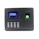 DOGNWEI F02 Intelligente Biometrische Vingerafdruk Wachtwoord Aanwezigheidsmachine Medewerker Check-in Recorder
