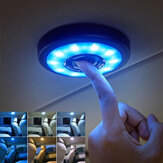 LED Cabinet Light Car Roof Magnet Plafondlamp Universele voertuiginterieur USB leesverlichting
