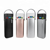 LIBOWER LB-48 124800mah USB Solar Charger Outdoor Portable Emergency Power Bank UPS Energy For iPad Laptop Mobile Phone