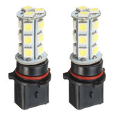 Pair P13W 18SMD 7000K White LED DRL Fog Driving Lights Lamps For Camaro SS RS