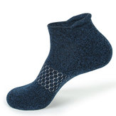 Men Summer Breathable Stretchy Cotton Ankle Socks