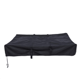 Waterproof Roof Rack Top Tent Travel Cover Black For Camper Trailer Camping 143x120x28cm