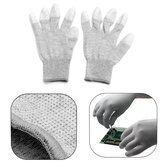 Anti-static Antiskid Gloves PC Computer ESD Electronic Working Labor Protection