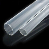 20mm 200mm/500mm/1m/2m/3m/5m Clear Heat Shrink Tube Electrical Sleeving Car Cable