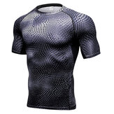 PRO Quick Drying Men's Casual Fitness Training Sport Tops