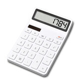 Calculateur de bureau LEMO Photoelectric Dual Drive 12 Nombre Calculateur d'arrêt automatique Calculatrice Pour Office Finance