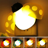 Voice Light Pilot Colorful Kinkiet Creative Smart Beatles LED Night Light Home Decor