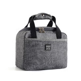 Outdoor Picnic Insulated Oxford Cloth Thermal Bag Lunch Box Bag Camping Picnic Bag
