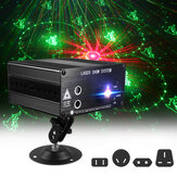 48 Pattern Laser Projector Stage Light Mini LED Light RGB Party DJ Disco KTV