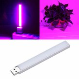 2.5W 14 LED USB Full Spectrum Rot: Blau 10: 4 Grow Light für Indoor Hydroponic Blume Pflanze DC5V
