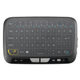 H18 Wireless 2.4GHz Touchpad Mini Keyboard Air Mouse For TV Box MINI PC