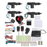 Afstandsbediening Auto Alarmsysteem Keyless Entry Security 2 4-deurs Power Lock Actuator Motor Kit