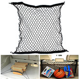 Elastic Nylon Net For Car Rear Cargo Trunk Bag Luggage Storage Mesh