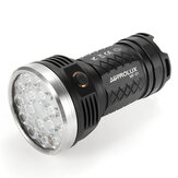Astrolux MF01 18x XP-G3 / Nichia 219C 12000LM Super مشرق Searching-Level LED Flashlight 18650