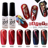 5D Red Magnetic Chiodo Gel Polish