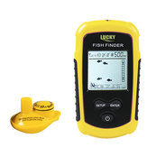 Lucky FFW1108-1 Alarm Sonar 40M / 130FT Diepte Wireless Fish Finder Sea Lake Fishing Tool
