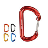 XINDA 1 PC Carabiner Rock Buckle Safety Climbing Lock Outdoor Camping Security Swing Buckle