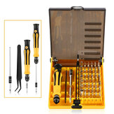 Bakeey™ 45 in 1 Precision Hardware Screwdriver Set Repair Tool Kits for Xiaomi iPhone Notebook