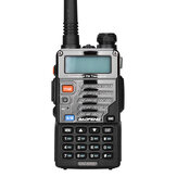 BAOFENG BF-UV5RE 128 Channel 400-520MHz / 136-174 MHz Dual Banda Two Way Handheld Radio Walkie Talkie