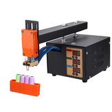 220V 3KW Battery Spot Welding Machine Extended Arm Welding Machine with Pulse & Current Display