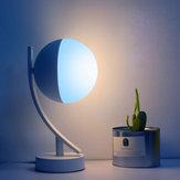 7 W Mesa Inteligente Luz RGBW WifI APP Controle Dimmable Noite Lâmpada Suporte Amazon Alex AC100-240V