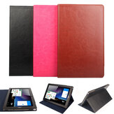 Stand Flip Folio Cover PU Leather Tablet Case Cover voor Onda Obook10 SE