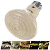 E27 50W 75W 100W 150W Ceramic Infrared Reptile Emitter Heater Lamp Pet Bulb for Turtle AC220-240V