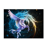 5D Diamond DIY Painting Pegasus Embroidery Diamond Draw Picture Home Wall Craft Decor